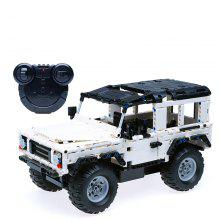 CaDA C51004W DIY RC Car Building Block Toy
