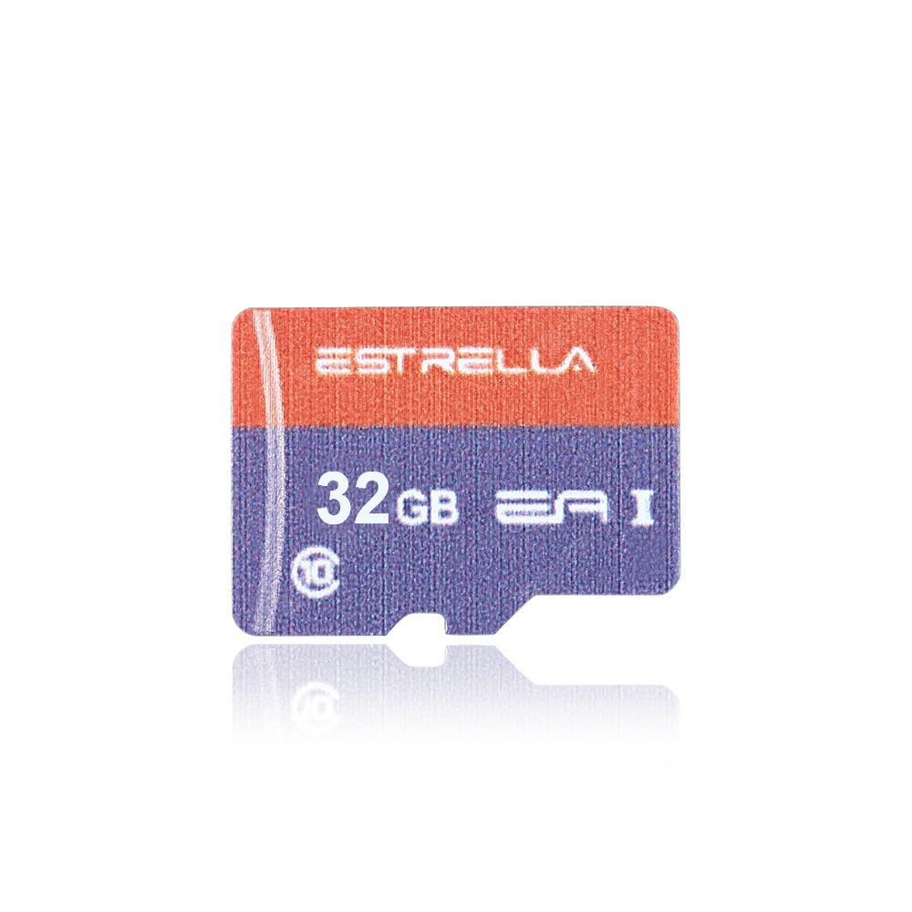 TF / Micro SD Card 8GB 15MB/s 5MB/s 32GB - LILAC 32G