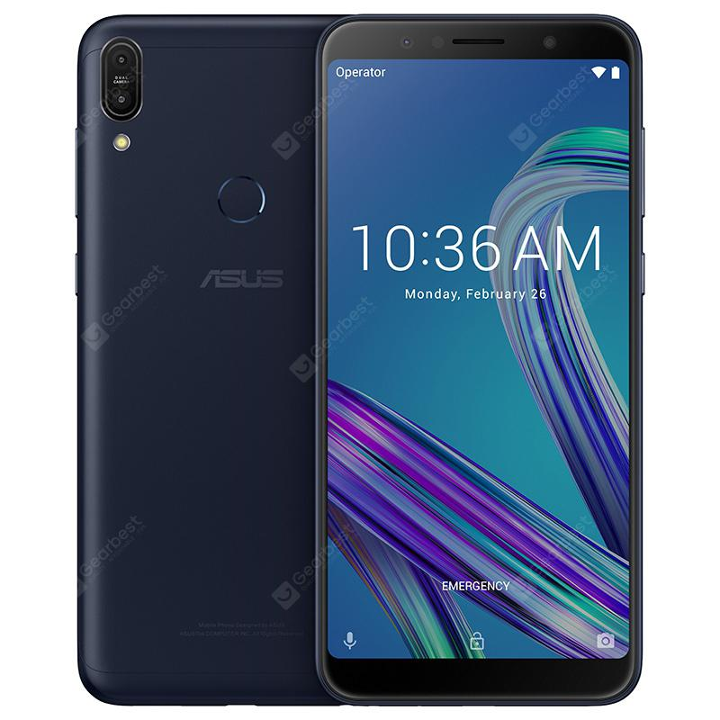ASUS ZenFone Max Pro ( M1 ) 6GB RAM 4G Phablet Global Version