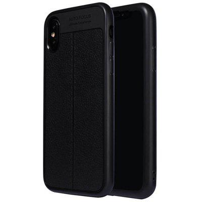 Etui de Protection en TPU Solide pour iPhone X