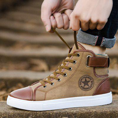 Stylish Leisure Sneakers for Man