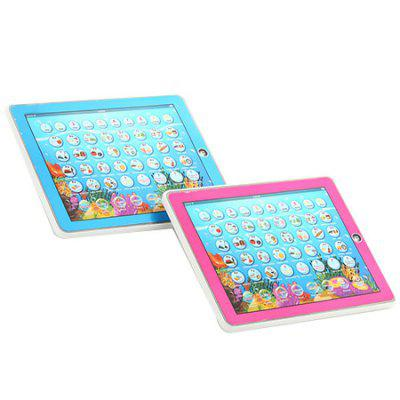 2D English / Spanish Multifunctional Learning Computer Toy