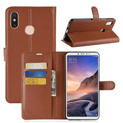 Naxtop Phone Wallet Flip Leather Holder Cover Case for Xiaomi Mi Max 3