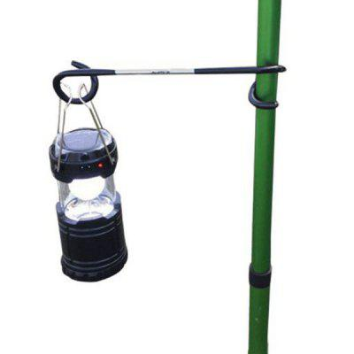 Multifunctional Camping Lamp Double S Type Hook