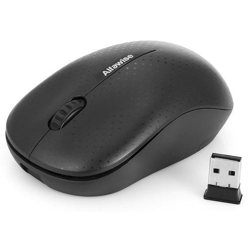 Alfawise WM01 2.4G Wireless Mouse with Nano Receiver 1200DPI - BLACK