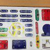 Electronic Building Blocks 199 Circuits Scientific Educational Toy - MULTI-A