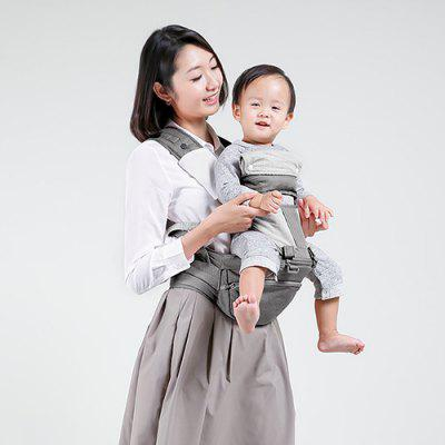 Xiaomi Youpin Multi function Baby Carrier Waist Stool DARK