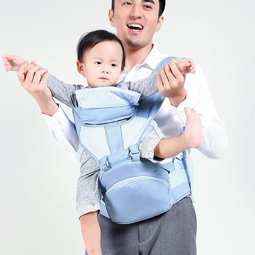 Xiaomi Youpin Baby Carrier Waist Stool Blue