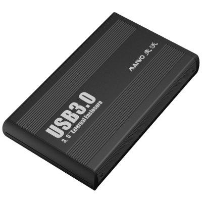 MAIWO K3502U3S 3.5 inch USB to SATA External Hard Drive Enclosure