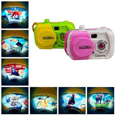 Children Cartoon Mini Camera Toy