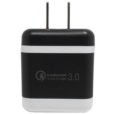 QC3.0 US Plug USB Port Fast Charger Power Adapter