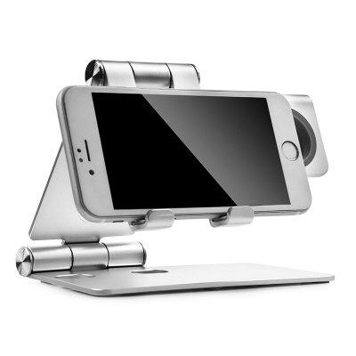 Portable Aluminium Alloy Foldable Universal Bracket Holder Stand for iPhone / iPad / iWatch