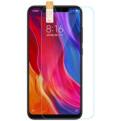Original Xiaomi Mi 8 High Definition Tempered Glass Protective Film