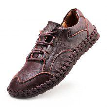 Gearbest price history to Casual Lace Up Leather Shoes for Men