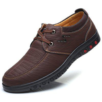 Casual Genuine Leather Shoes for Men