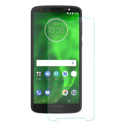 ENKAY 0.26mm 9H 2.5D Tempered Glass Screen Protector Film for Motorola Moto G6