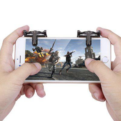 Pair of Mobile Game Button Aim Key Gaming Controllers