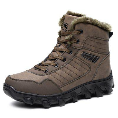 Stylish Warm Comfortable Classic Anti-slip Casual Snow Boots