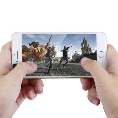 Mobile Button Trigger Gaming Controller