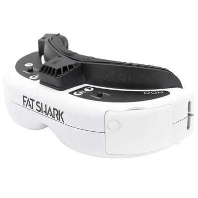 Fat Shark Dominator HDO 4:3 OLED Display FPV Video Goggles