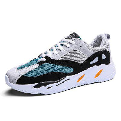 Comfortable Breathable Mesh Cloth Sneakers for Men