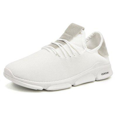 Fashion Breathable Mesh Sneaker for Man