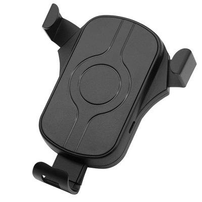 Wireless Car Charger Air Vent Phone Holder Gravity Mount