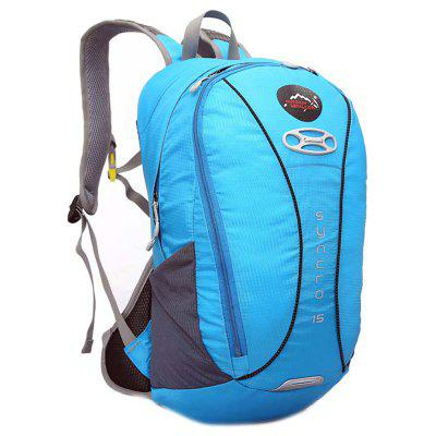 OutdoorLocallion Nylon Light Weight Backpack for Cycling Hiking