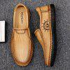 Casual Simple Style Loafers for Men - LIGHT KHAKI