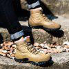 Suede Thickening Snow Boots for Men - LIGHT KHAKI