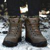 Stylish Warm Comfortable Classic Anti-slip Casual Snow Boots - WOOD