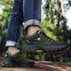 Large Size Outdoor Hiking Shoes for Man - ARMY GREEN