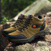 Large Size Outdoor Hiking Shoes for Man - BROWN