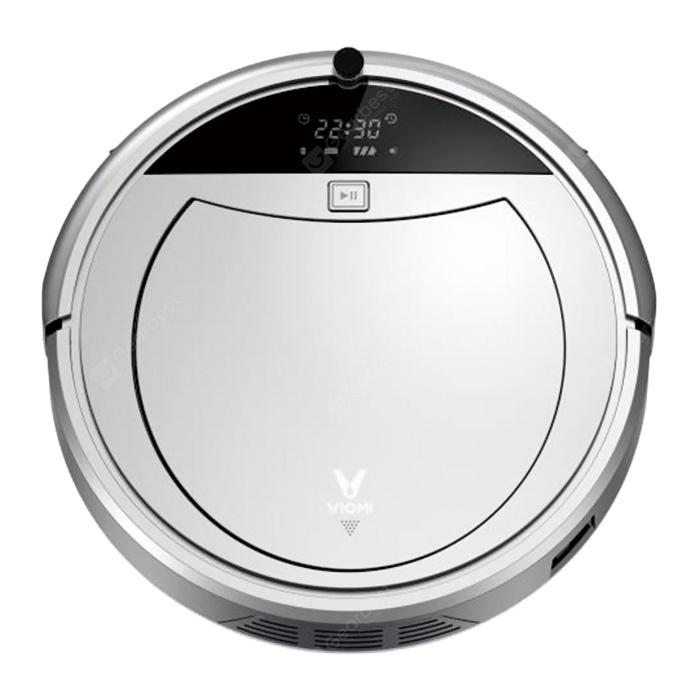 VIOMI VXRS01 Automatic Intelligent Cleaning Robot from Xiaomi youpin - SILVER EU PLUG