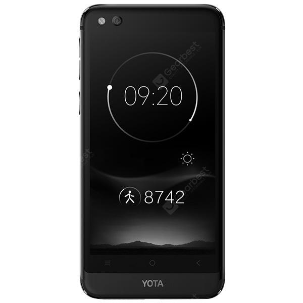 Yota YotaPhone 3 4G Phablet English and Chinese Version - BLACK