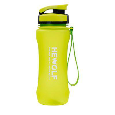 Portable Mountaineering Water Bottle