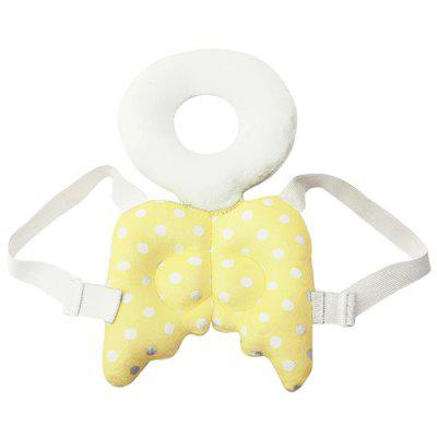 Baby Bee Design Pillow Head Protection Cushion Pad