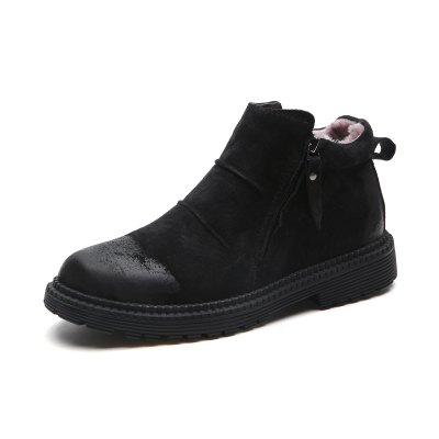 Vintage High Top Warm Boots