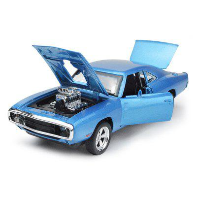 Kids Alloy Car Model with Lighting Music Toy