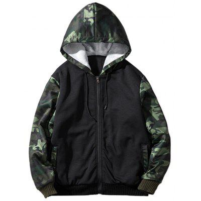 Camouflage Style Fashion Men's Hoodie