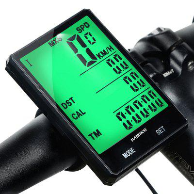 INBIKE CX - 9 Core Bike Computer Waterproof Bicycle Speedometer