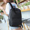 Aofeng 035 Waterproof Travelling Backpack / Schoolbag - BLACK