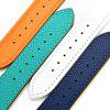 38mm Double Circle Palmprint Female Strap for Apple Watch - STEEL BLUE