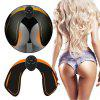 Hip Trainer Beautiful Buttocks EMS Vibration Massage Hip Up - BLACK