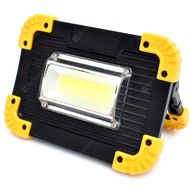 gm811 LED Light Lantern for Camping Outdoor Floodlight - RUBBER DUCKY YELLOW