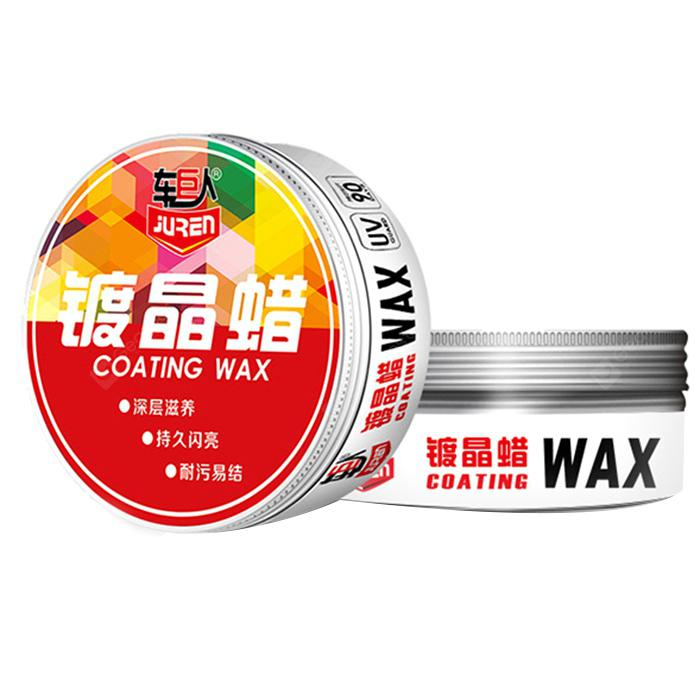 CHEJUREN Car Glossy Wax Layer Covering Surface Coating Film Care - RED