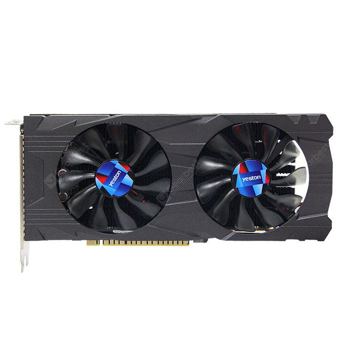 Yeston GTX 1050TI New Desktop Game Independent Graphics Card 2GB