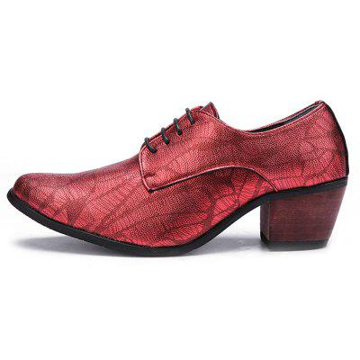 Microfiber Leather Fashion Formal Shoes for Men