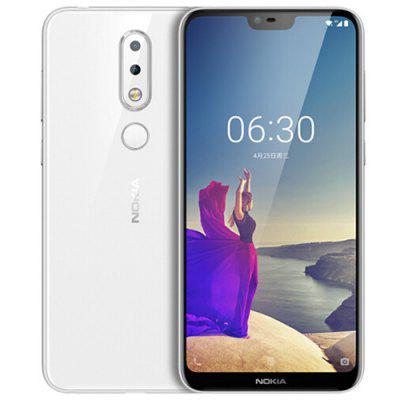 nokia x6 4g phablet international version 229 99 free shipping rh gearbest com
