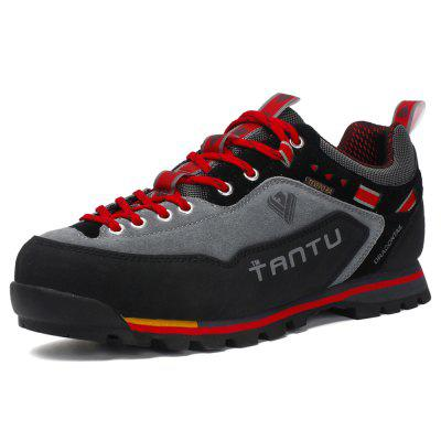 Men Outdoor Anti-slip Comfortable Casual Hiking Shoes